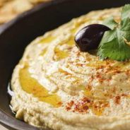 Healthy Diwali Recipes: Hummus Platter (serves 4-5)